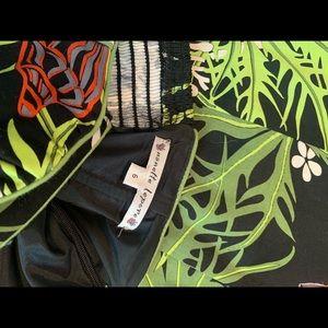 Nanette Lepore Dresses - Nanette Lepore Fish Dress Tropical Size 8